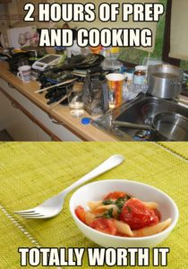 Cooking-Meme